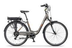 Rower elektryczny EcoBike Trafik Grey 28 Pro