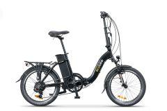 Rower elektryczny EcoBike Even - czarny