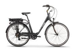 Rower elektryczny EcoBike Trafik black