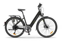 Rower elektryczny EcoBike X - Cross L black