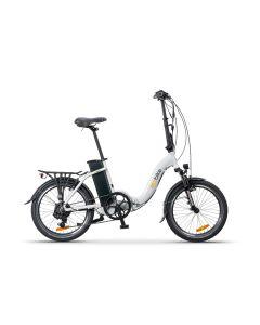 Rower elektryczny EcoBike Even - biały