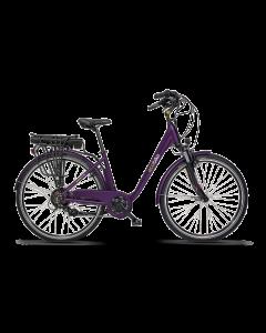 Rower elektryczny EcoBike Trafik Violet PRO