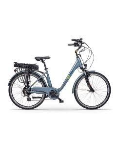Rower elektryczny EcoBike Trafik - blue PRO