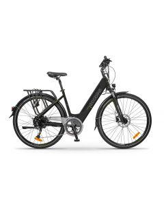 Rower elektryczny EcoBike X - Cross black